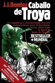 [reseña] Caballo de Troya I, de J.J. Benitez