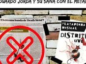 «¿eta banda death metal?»: eduardo jordá saña metal