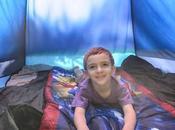 llevar para camping familia