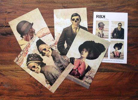 postales de RBKCollage