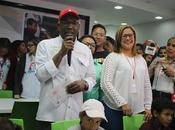 RECREO-Inaugurado Comedor-Escuela para niños situación calle. Servirá como modelo luego extenderlos niveles estadales