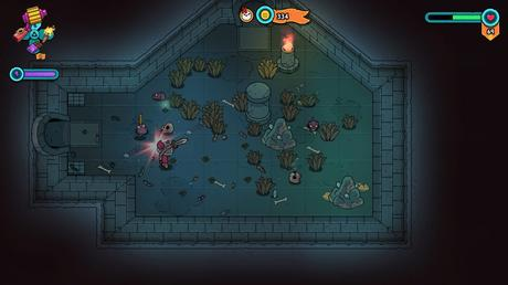 Análisis The Swords of Ditto – Roguelike, clásico y cooperativo