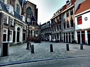 Museo Van Gogh, canales de Ámsterdam, Zona Roja