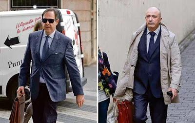 Cursach, el capo mallorquín de la droga; la dimisión de Cifuentes, apuntillada por un vídeo, y el día que un tribunal nos violó a tod@s.