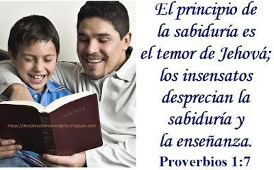 Este es el verdadero principio de la sabiduría