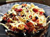Espagueti verduras