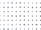 Cerebro Activo: Sopa letras