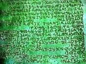 Tabla Esmeralda: misteriosa guía alquimista