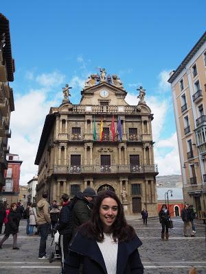 Paseo por Pamplona