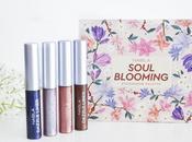 'Soul Blooming Eyeshadow Palette' Nabla nuevos 'Dazzle liners'