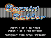 Burnin' Rubber (Amstrad Plus/GX4000)