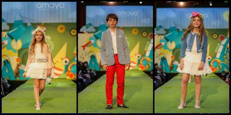 Petit Style Walking Barcelona, la pasarela de moda infantil más molona