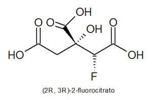 2R3R-2-fluorocitrato