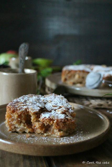lemon-and-honey-apple-tart, tarta-de-manzana-con-miel-y-limon