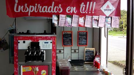 Morelado – En tus eventos: Helado suave y delicioso