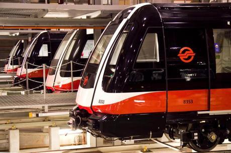 Alstom España suministrará 17 trenes Metropolis para el metro de Singapur