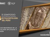 SIMPOSIO INTERNACIONAL PALEONTOLOGÍA PERÚ tendrá Sesión Geoética 2018