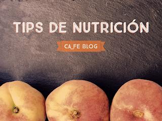 TIPS DE NUTRICIÓN : COMO ORGANIZAR BIEN TU NEVERA