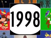 leyenda 1998, clave para videojuegos