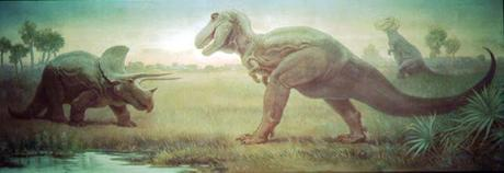¿Por qué hay tiranosaurios con tres dedos?