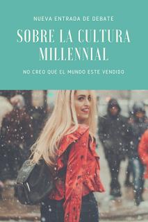 cultura millennials con redes sociales y Instagram