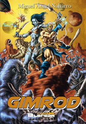 Gimrod - Miguel Ángel Naharro