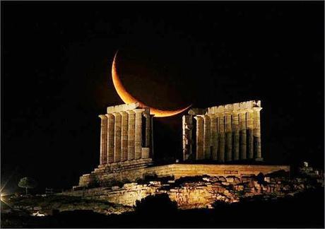 ruinas en grecia