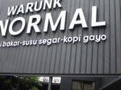 Harga Menu Warunk Upnormal 2018
