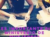 importante ministerio mujeres?