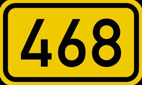 #468 es un número que da vueltas en mi cabeza