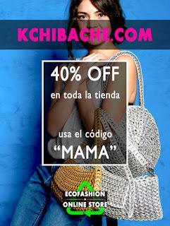 Celebra este Día de la Madre 2018 con un regalo original y verde con un 40% de descuento en Kchibache