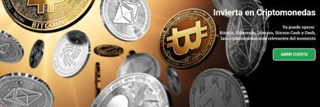 Hispamarkets revoluciona el mundo de las inversiones online ampliando su oferta en criptomonedas