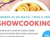 Showcooking Tartas Dulces Saladas Valencia