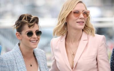 Kristen Stewart, y Cate Blanchett brillan en Cannes