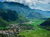 Ruta moto norte Vietnam