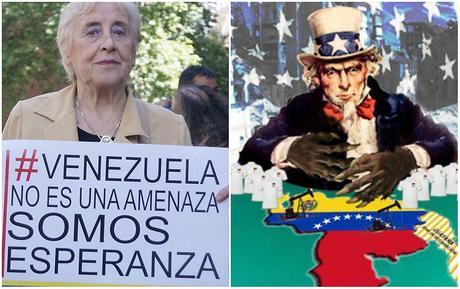"""Stella Calloni denuncia el """"golpe maestro"""" que Estados Unidos prepara contra Venezuela"""