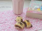 Mini napolitanas chocolate