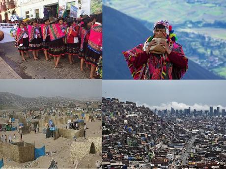 Subió la Pobreza en el Perú - Irresponsabilidad de los Políticos Peruanos 2017-2018