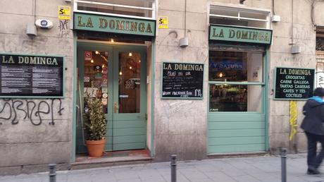 La Dominga Restaurante en Malasaña