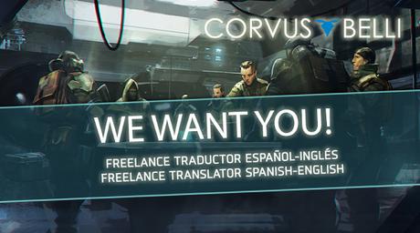Sniper Shot y nueva oferta de trabajo desde Corvus Belli