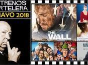 "Estrenos Semana Mayo 2018 Podcast 4x33 Perfil Hitchcock"""