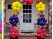 Aprende cómo hacer arcos globos forma flor