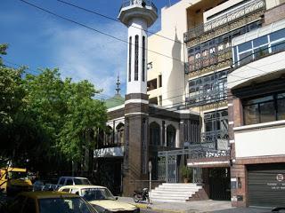 Protección para la primera mezquita