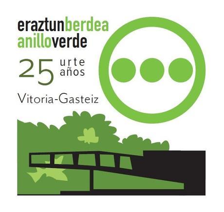 Celebramos el 25º aniversario del Anillo Verde de Vitoria