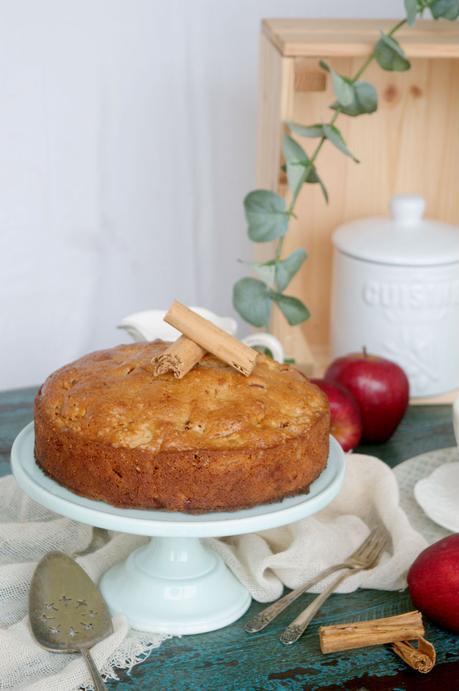 Pastel de manzana de Armenia, un postre casero como ninguno