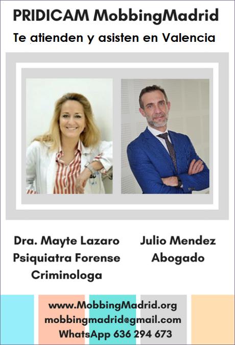 Mayte Lazaro y Julio Mendez, te atienden y asisten en Valencia