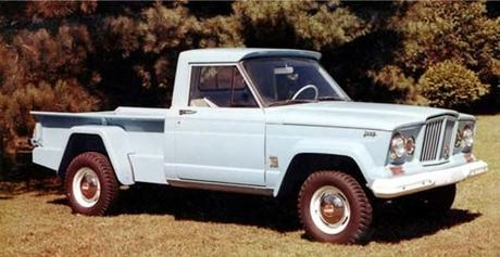 Jeep Gladiator/Pickup J Series