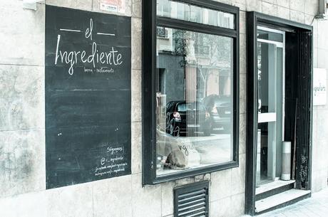 El Ingrediente de Chamberí: una sorpresa para el paladar