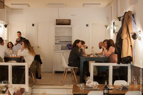 Restaurante EL Ingrediente Madrid recomendado amigos pareja