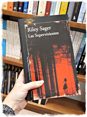 Las supervivientes (Riley Sager)
